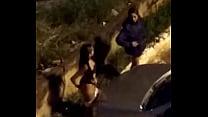 Flagra: mijando na rua no carnaval de Brasília: 3d incest taboo thumbnail