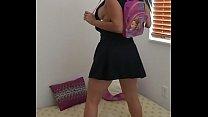 Xania Lombar - My high school uniform and toys,... thumb