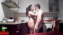 Überzeugt Seine Schwester Haben Sex In Der Küche
