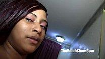 thick mixed hairy rican n black fucked by BBC redzillacked by BBC redzilla thumbnail