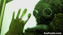 Asa Akira's Zombie Anal Creampie - 9Club.Top