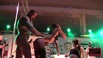 Carolina Abril Coral Joice Yarisa Duran y Rob Diesel en el SEM 2015