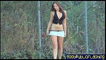 Elizabeth D. - Nude In Public Flashing Hottie pt2 porn image