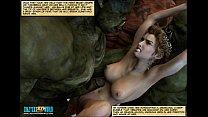 3D Comic: Lands of Lore. Episode 5 pornhub video