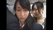 Japanese bus n°8 full [치한 chikan public groping]