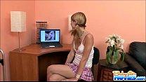 Babysitter Ellie Fox pornhub video