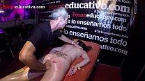 Masaje erótico de nuestro sex coah a Ana Marco preview image