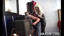 Couple provides facesitting porn scenes in home livecam clip