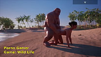 Gordo se Coge a Millana Wild Life pornhub video