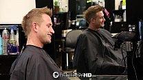 FantasyHD - Babes Lily and Holly have threesome at beauty salon thumbnail