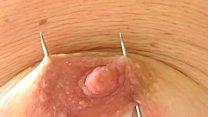 long selfmade needles