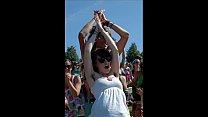 Hairy armpits amateur party PART-1