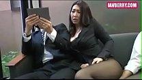 เล่นเสียวกับเลขาสาวหุ่นสุดเซ็กส์ซี่จับเย็ดคาห้องประชุดบนโซฟาแอบถ่ายหี