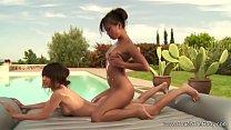 Nuru Girls Try Massage