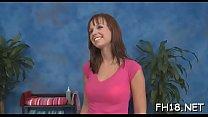 Exposed girl massage pornhub video