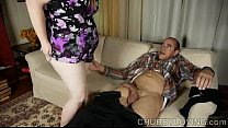 Screenshot Cute chubby  honey loves giving a sexy footjob