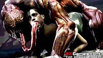 Resident Evil PMV Series  Animated 3DSFM Porn C...