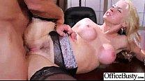 Big Round Juggs Girl (sarah vandella) In Office Hard Sex Scene video-26