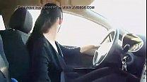 StepSister jerks brother while driving-see more at cum2her.com Vorschaubild