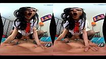 WankzVR - Grinds Her Gears ft. Sadie Blake's Thumb