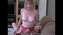 Screenshot Horny Step Granmother Plus Cock