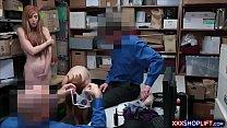A shoplifter teen and her sexy mom get punish fucked Vorschaubild