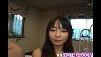 Riho Matsuoka Screwed In Crack