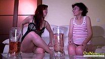 OldNannY Old Mature and Teen Lesbian Masturbation pornhub video