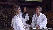 Brazzers - Brazzers Exxtra - Anissa Kate Aruba Jasmine Peta Jensen and Ryan Ryder - Storm of Kings Parody Behind the Scenes