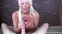 Old Lady POV Jerking