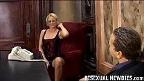 Итальянская мама трахает сына порно