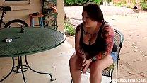Blackmail Fucking BBW Sister - Kyle Chaos Fetish pornhub video