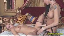 Jessica fucks girl with a strepon pornhub video