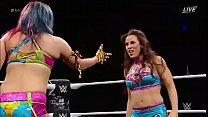 Asuka vs Mickie James NXT.
