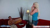 Horny blonde Bridgette B. fucking her neighbor [너티 아메리카 naughty america site]