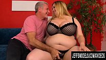 Worshiping Plumper Nikky Wilders Big Beautiful Body and Plowing Her Pussy