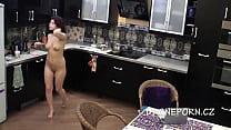 Rebecca - Nudist teen's Thumb