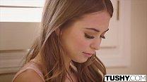 TUSHY Riley Reid and Adriana Chechik anal gapes - 9Club.Top