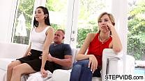 Stepdad fucks Malina Mars at fathers day pornhub video