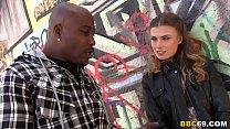 Sasha Swift Prepares For BBC Anal With Wesley