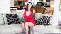 Pacinos Adventures - Busty latin Amber Hahn masturbating