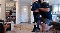 Sissy Slave Hard Training