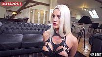 LETSDOEIT - Blonde Hottie Gets Shivering Orgasms with Mike Angelo (Blanche Bradburry) Vorschaubild