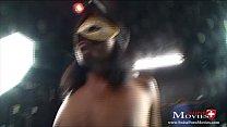 Masken-Teeny Xenia zeigt geile Fick- und Blasshow - SPM Xenia18 SC05 Vorschaubild