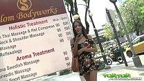 Tuk Tuk Patrol - Thai slut that loves working cock thumbnail