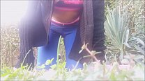 5981 outdoor pee's incident- 2 sexy sessions preview