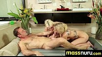 Sexy Girl Nuru Massage and Fuck 1 pornhub video