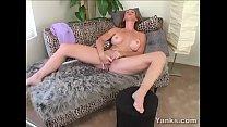 Yanks Blonde Skye Russell Cums thumbnail