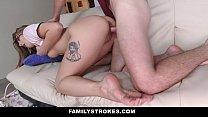 FamilyStrokes- Step-Sis Seduces Brother For Homework Answers Vorschaubild