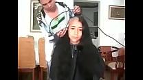 8074 مغربية سوسية تحلق شعرها الطويل preview